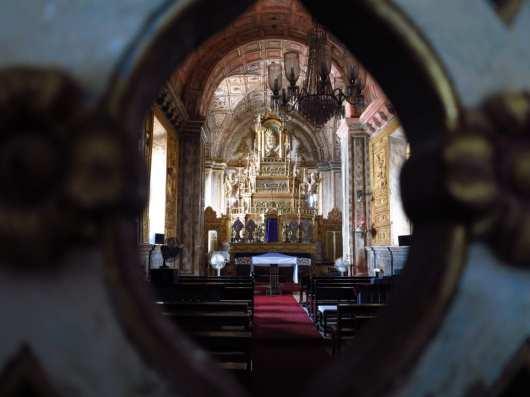 Kirche in Goa Velha