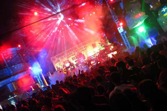 Karneval in Panjim (Goa)