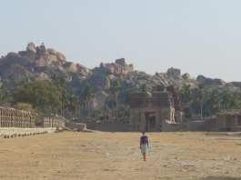 Hampi in Südindindien