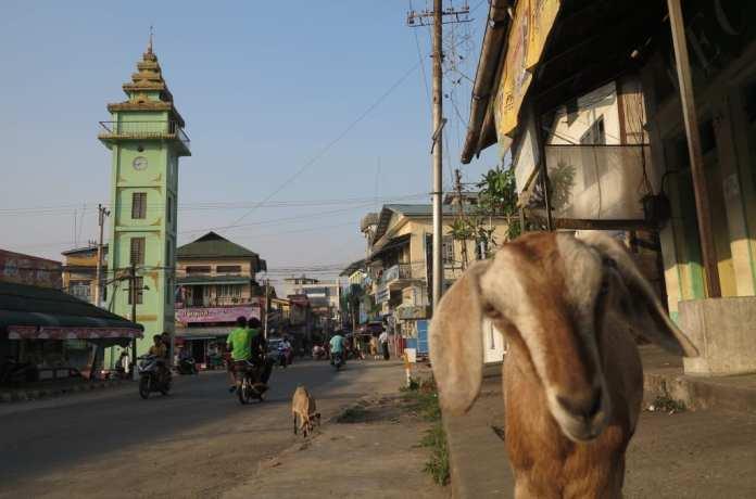 Myeik in Myanmar