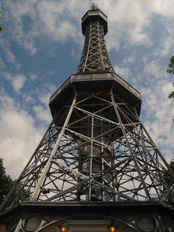 Der Prager Eiffelturm