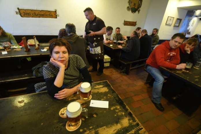 Bierstube Schwarzer Ochse in Prag