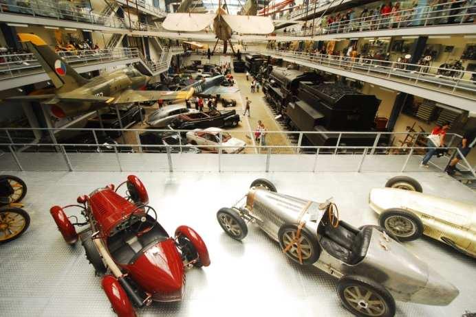 Technikmuseum in Prag
