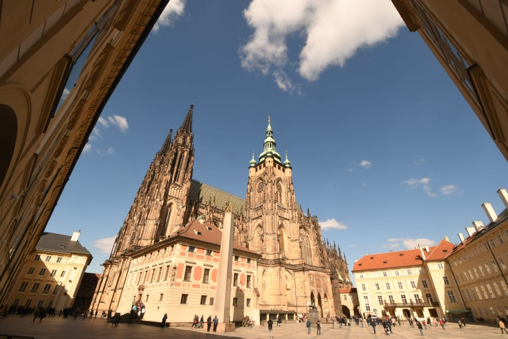 Sankt-Veits-Dom in Prag
