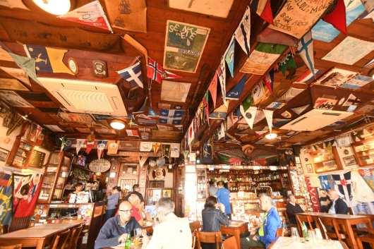 Peter Café Sport in Horta auf Faial