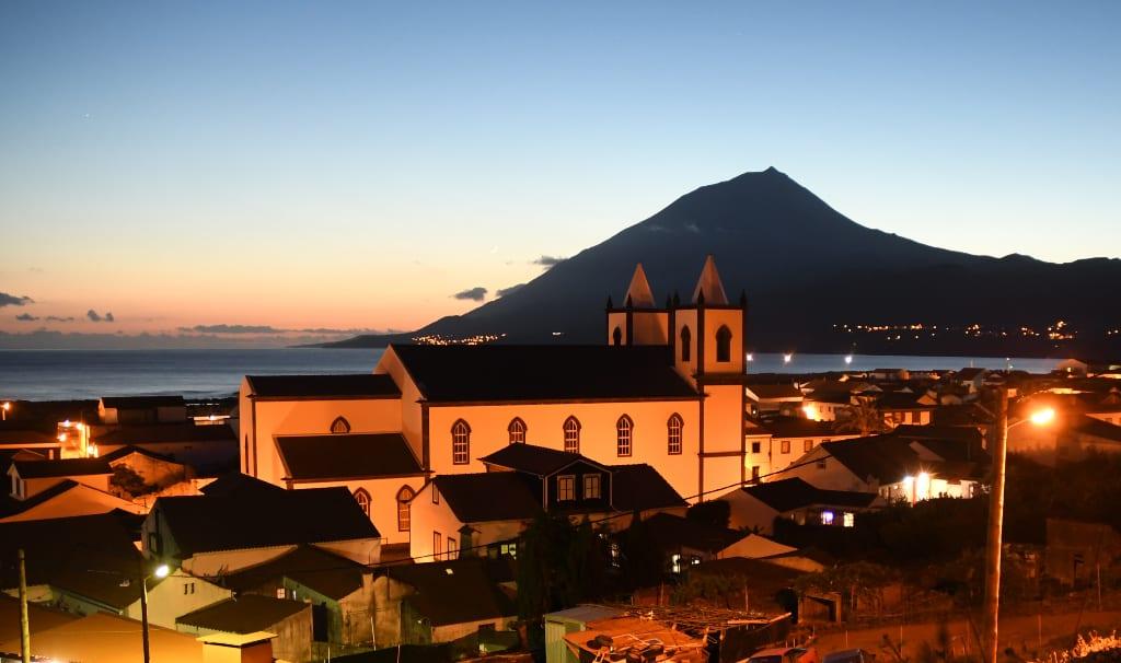 Lajes do Pico auf den Azoren