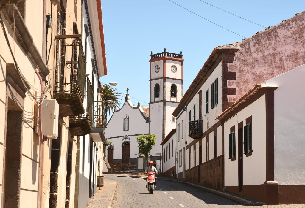 Vila do Porto, Hauptstadt der Azoreninsel Santa Maria