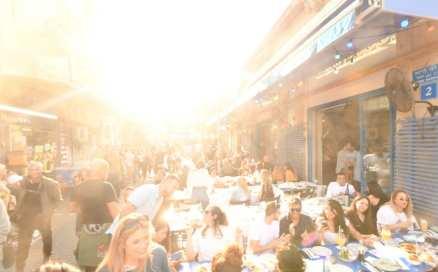 Restaurant in Jaffa in Tel Aviv