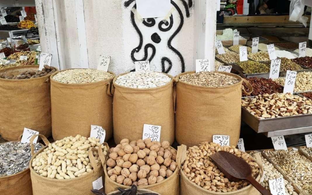 Levinský-Markt in Tel Aviv