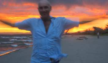 Sonnenuntergang Matema Malawisee