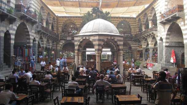 Hasan-Pascha-Han in Diyarbakir