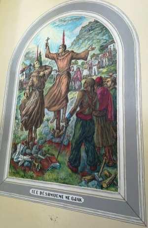 Gemälde mit sakralem Inhalt