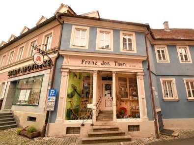Historische Gebäude Stadtapotheke
