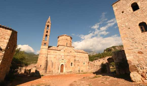 Kirche im Mittelmeerraum