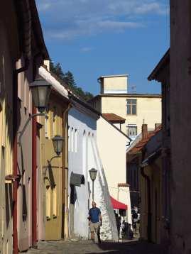 Enggassige Altstadt