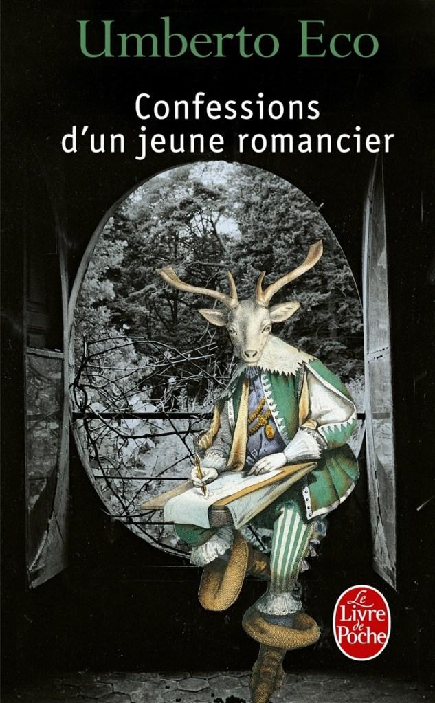 Confessions d'un jeune romancier, par Umberto Eco