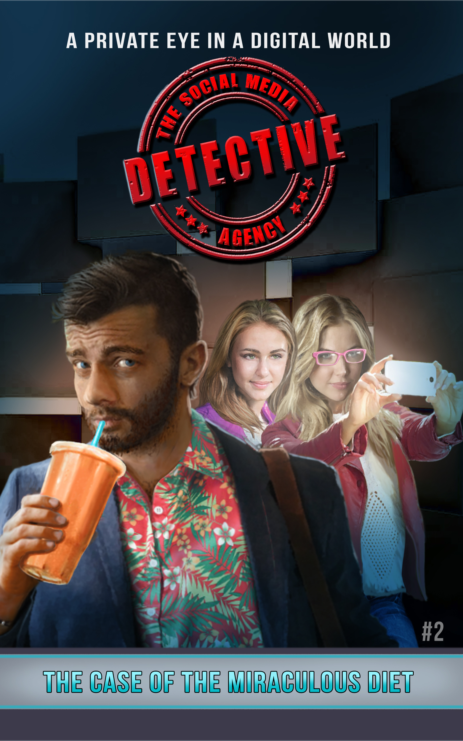 The Social Media Detective Agency | HieroHero