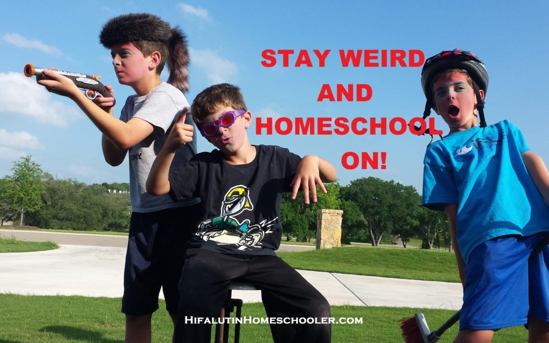 Homeschool: The Not so Expected First Year Expectations