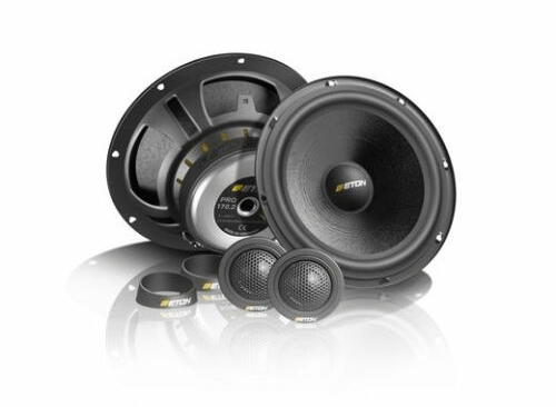 ETON Pro 170_2 VW T4 Lautsprecher