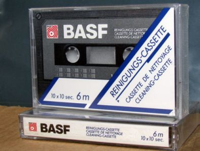 BASF Cleaning-Cassette