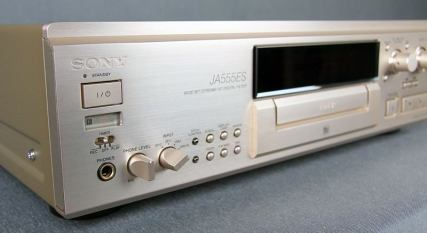 SONY MDS-JA555ES