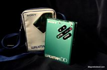 Sony Walkman WM-DD Green edition