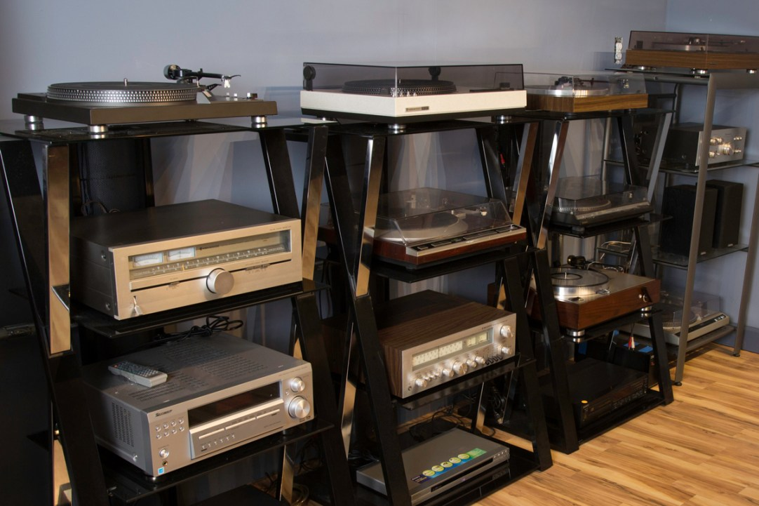 Audio-Racks