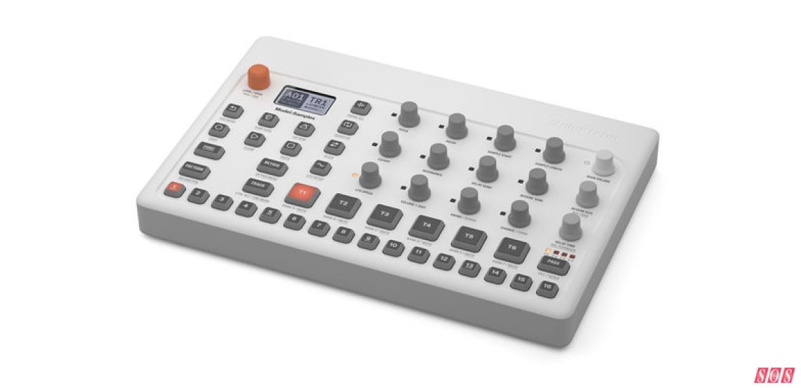 The new Model:samples, from Elektron.