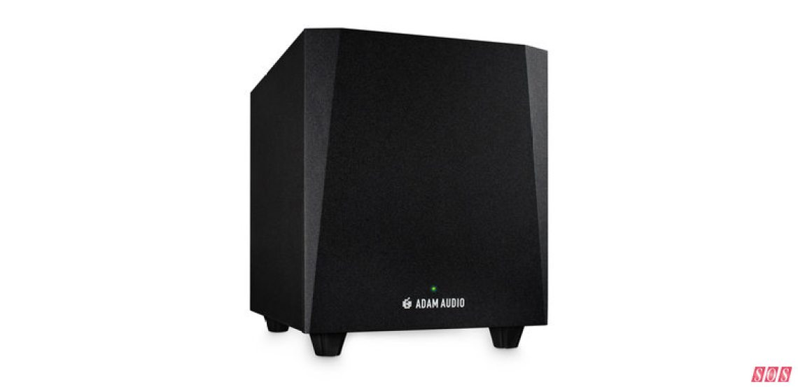 ADAM Audio's T10 subwoofer.