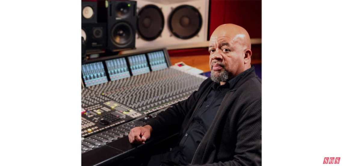 Gary Noble, keynote speaker at MusicExpo Miami in March 2019.