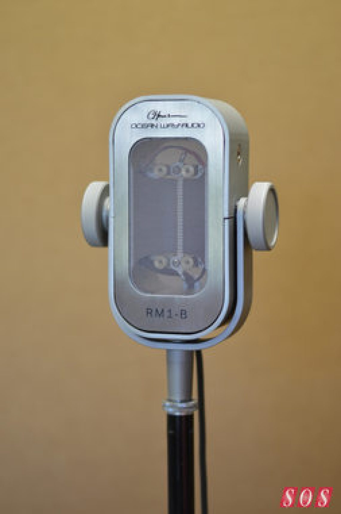 Ocean Way's RMB-1 ribbon mic - coming soon (after something of a delay...).