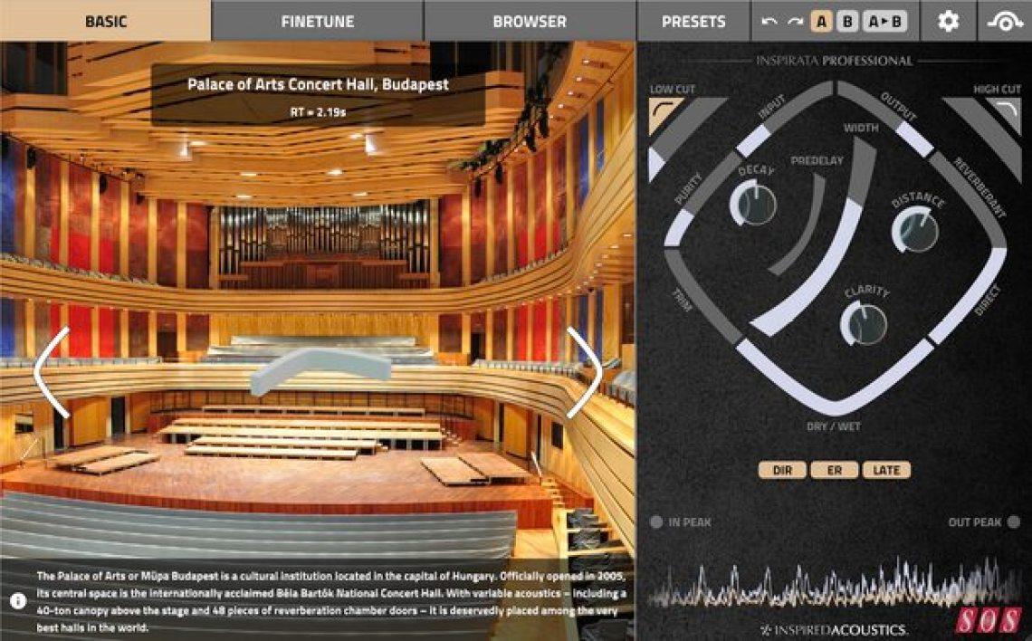 Inspired Acoustics Inspirata