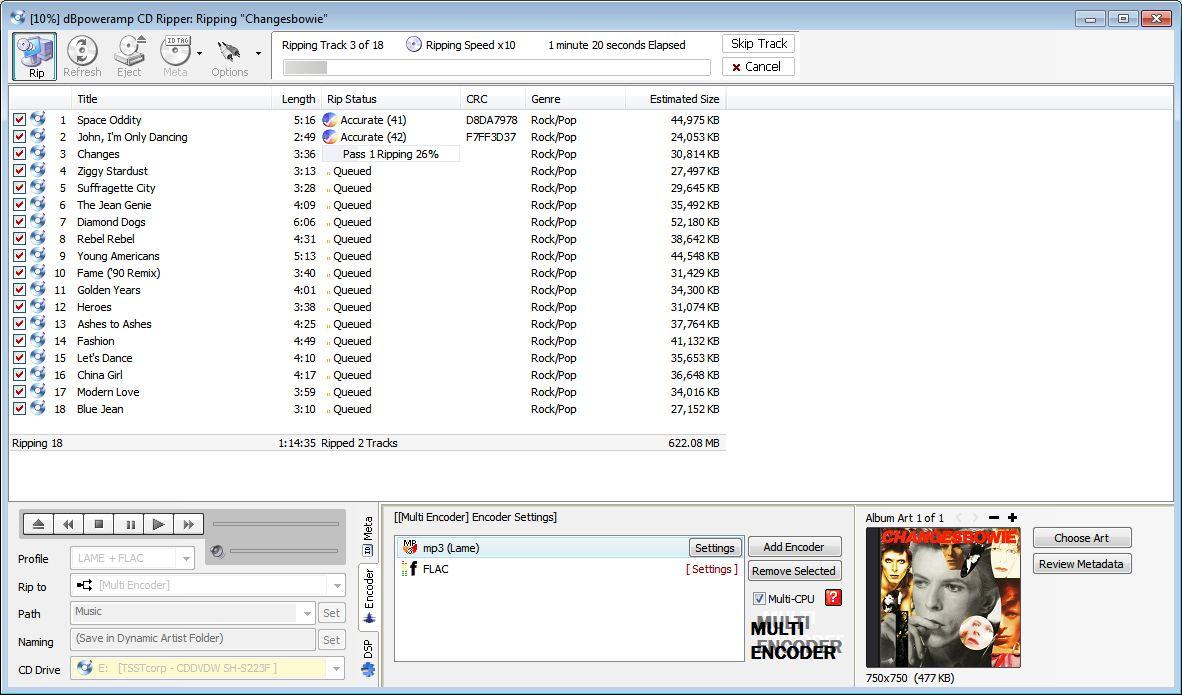 Comment Classer Ses Cd Audio comment ripper un cd comme un pro? - hifi pc guide