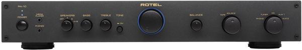 Guide d'achat audio dématerialisé - Rotel RA-10