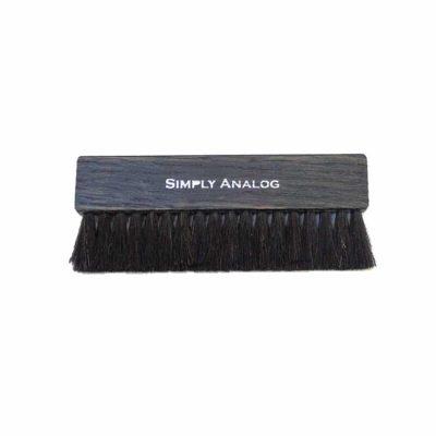 Simply Analog SAWC002 è una spazzola per vinili nero