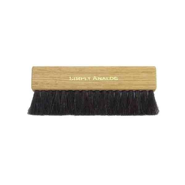 Simply Analog SAWC001 è una spazzola per vinili quercia