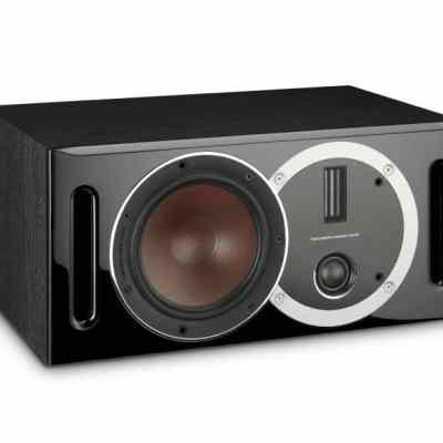 Dali Optcion Vokal è un diffusore per canale centrale nero