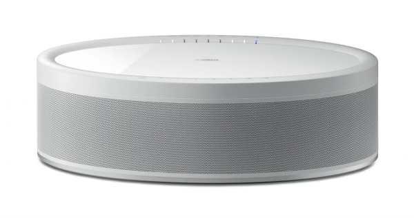 Yamaha MusicCast 50 è un diffusore attivo bianco