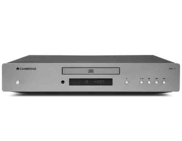 Cambridge Audio AXC35 è un lettore cd bicolore vista frontale