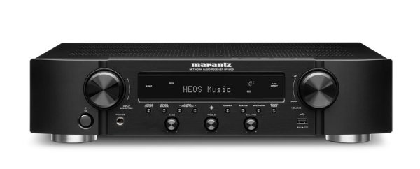 Marantz NR1200 è un sintoamplificatore audio/video nero