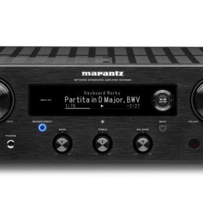 Marantz PM7000N è un amplificatore integrato nero