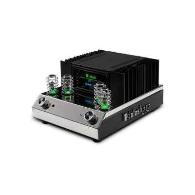 McIntosh MA252 è un amplificatore integrato fronte