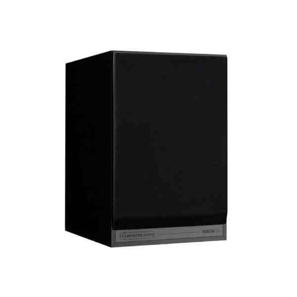 Monitor Audio Monitor 100 è un diffusore da stand nero griglia