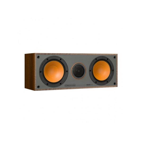 Monitor Audio Monitor C150 è un diffusore per canale centrale noce aperto