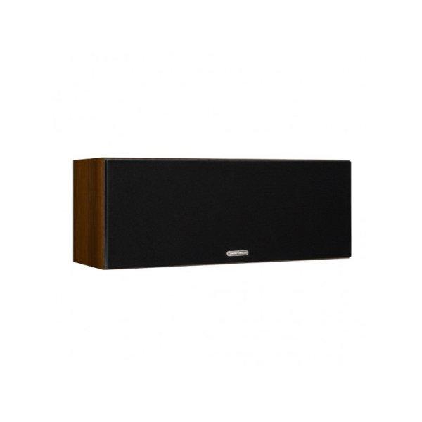 Monitor Audio Monitor C150 è un diffusore per canale centrale noce griglia
