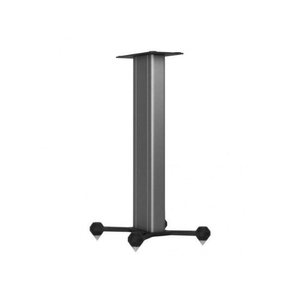 Monitor Audio Studio Stand sono accessori per diffusori nero fronte