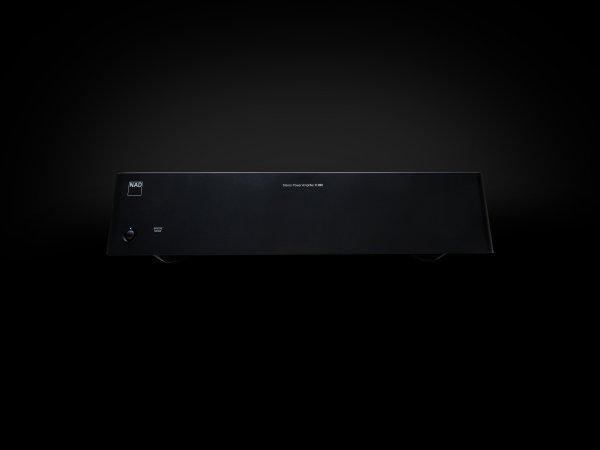 NAD C 268 è un amplificatore finale stereofonico fronte