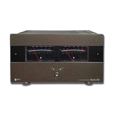 Eam Lab Studio 362 è un amplificatore finale fronte