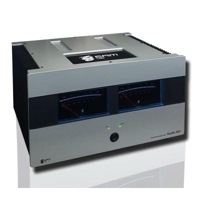 Eam Lab Studio 362 limited è un amplificatore finale fronte