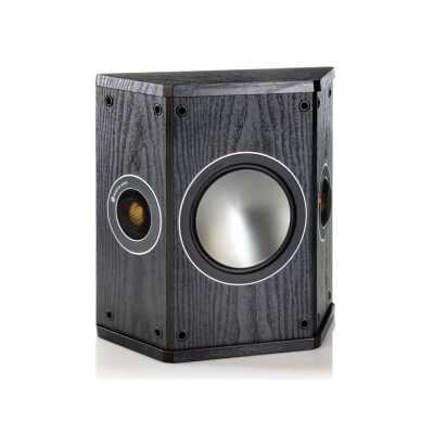 Monitor Audio Bronze FX è un diffusore da parete nero aperto